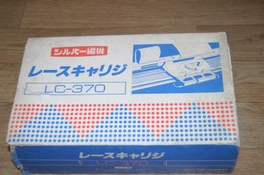 Ажурная каретка Silver Reed LK370