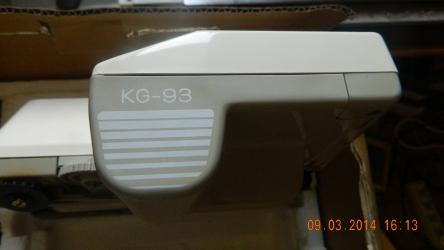 робот Brother KG 93