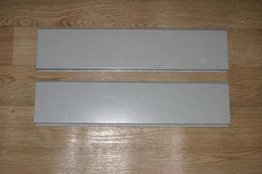 Защитные крышки для вторых фонтур вязальных машин Brother, Silver Reed