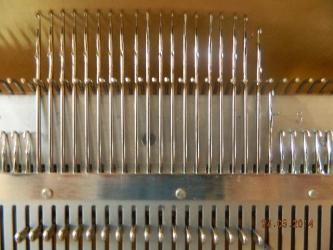 Нижняя фонтура Silver SRP325