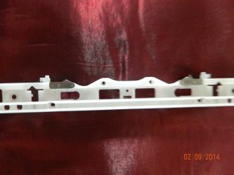 Пластиковая пластина для основной каретки КН 5кл.:
