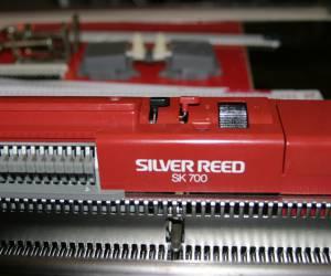 Вязальные машинки Silver
